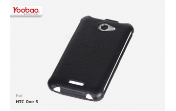 Кожаный чехол (YOOBAO) для HTC ONE S Z320e