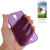 Samsung Galaxy S4 IV (I9500) - Чехол-накладка ULTRA-SLIM (0,5mm) Purple