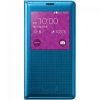 Galaxy S5 (G900) - Оригинальный чехол Electric Blue S View Cover EF-CG900B