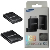 USB Connection Kit (+Card Reader) - (2 в 1) для Samsung Galaxy TAB (Все) ORIGINAL