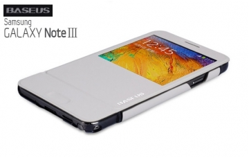 Чехол (Baseus Soft Series) Premium White для Samsung Galaxy Note 3 (N9000)
