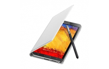 Чехол (Flip Wallet White) Original для Samsung Galaxy Note 3 (N9000)
