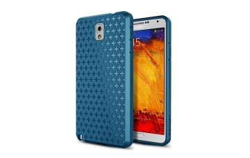 Чехол Ultra SPIGEN SGP - Blue - для Samsung Galaxy Note 3 N9000