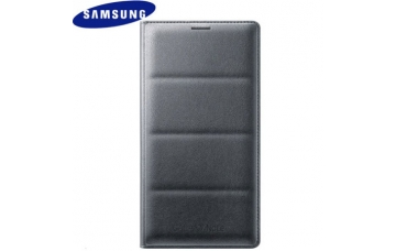 Чехол фирменный Flip Cover Case без окошка для Samsung Galaxy Note 4 N910