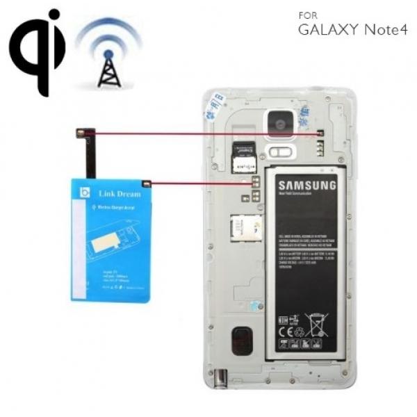 приемник беспроводной зарядки для Samsung Galaxy Note 4 N910
