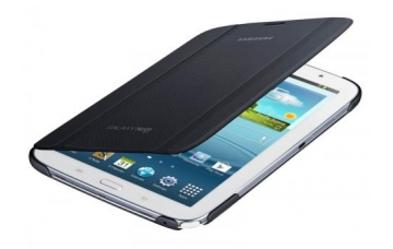 Чехол (Book Cover Dark Grey) Original Version для Galaxy 8.0 N5100
