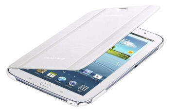 Чехол (Book Cover White) Original Version для Galaxy 8.0 N5100