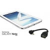 Galaxy Note 8.0 N5100 / N5110 - USB Host - переходник MicroUSB (порт USB)