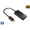 LG G2 (D802) - Переходник microUSB - HDMI  (SlimPort myDP)