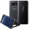 Galaxy Note 8 (N950) - Чехол оригинальный c подставкой S View Clear Flip Cover Kickstand Black EF-ZN950