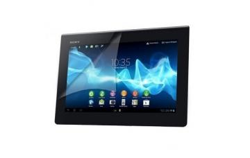 Плёнка для SONY Xperia Tablet S защитная электростатическая